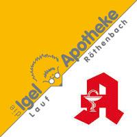Igel-Apotheke Logo